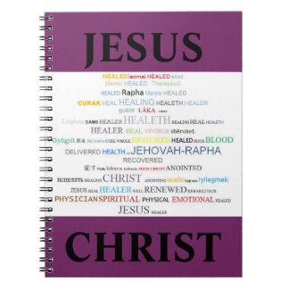 Healing Notebook