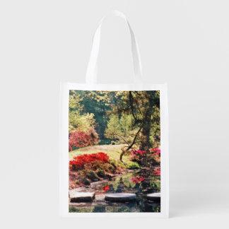 Healing Path Grocery Bag