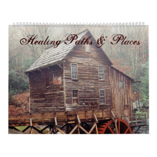 Healing Paths & Places Calendar