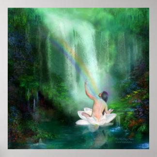 Healing Place Fine Art Poster/Print