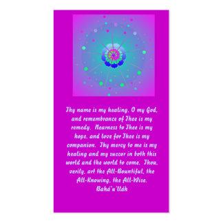 Healing Prayer Business Card