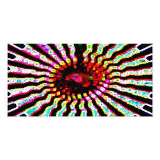 Healing Star - Solar Plexes Photo Greeting Card