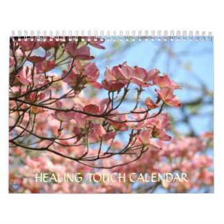 HEALING TOUCH CALENDAR Floral Sky Landscapes