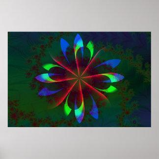 Healing Vision Fractal Print
