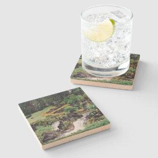 Healing Water Stone Coaster