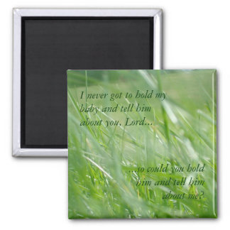 Healing Words for Hurting Mothers Fridge Magnet