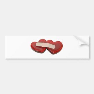 HealingHearts062709 Bumper Sticker