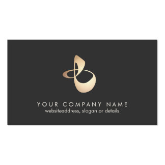 Health and Fitness Logo Business Card