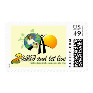 Health and healing postage