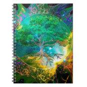 Health and Vitality Tree of Life Notebook (<em>$13.70</em>)