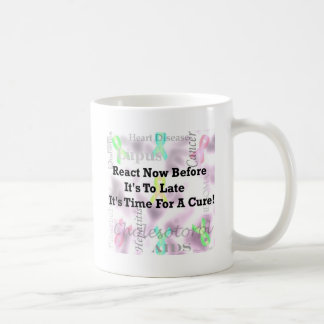 Health Awareness Coffee Mug