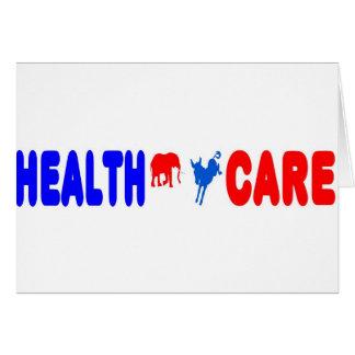 Health Care Greeting Card