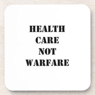 Health Care Not Warfare Coaster
