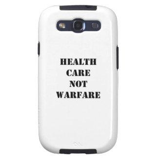 Health Care Not Warfare Galaxy SIII Covers