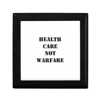 Health Care Not Warfare Gift Boxes