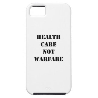 Health Care Not Warfare iPhone 5 Cases