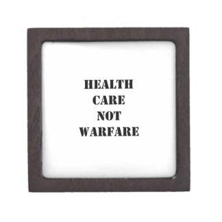 Health Care Not Warfare Premium Gift Box