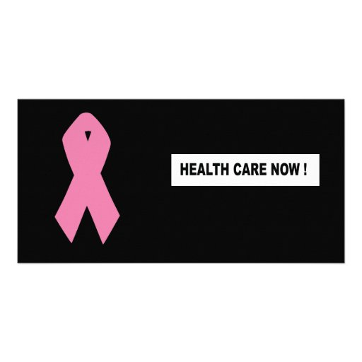 HEALTH CARE NOW PHOTO GREETING CARD