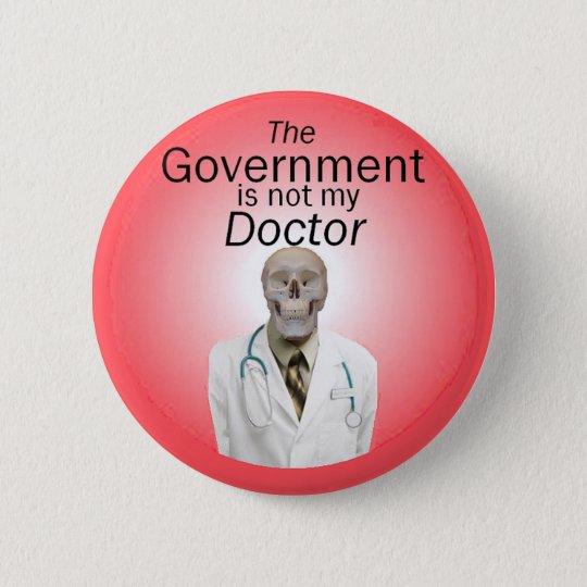 Health Care Pinback Button