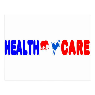 Health Care Postcard