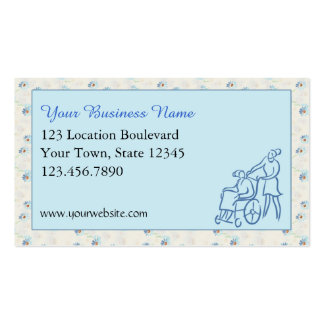 Health Care Provider Business Card