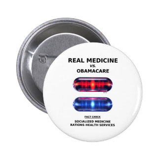 Health Care Rationing Pin