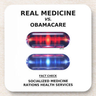 Health Care Rationing Coaster