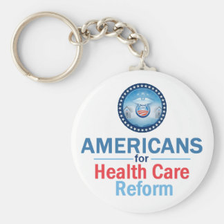 HEALTH CARE REFORM Keychain