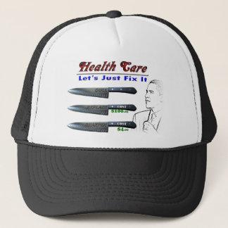 Health Care Repair Trucker Hat