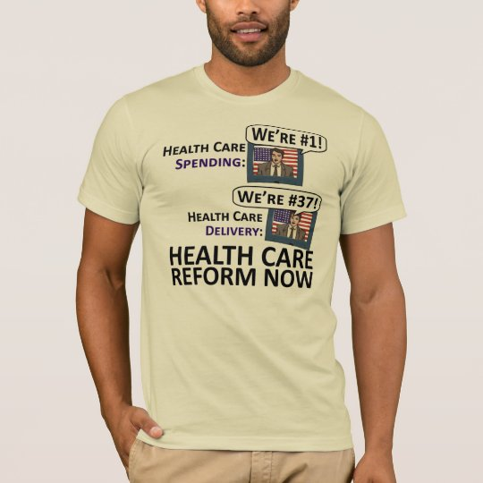 Health Care Spending and Delivery T-Shirt