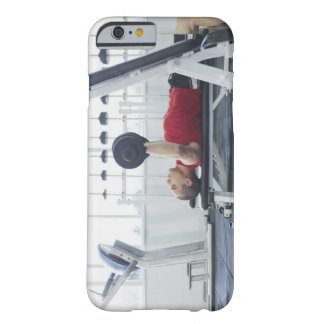 Health Club 2 Barely There iPhone 6 Case