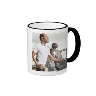 Health Club 3 Coffee Mugs
