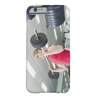 Health Club Barely There iPhone 6 Case