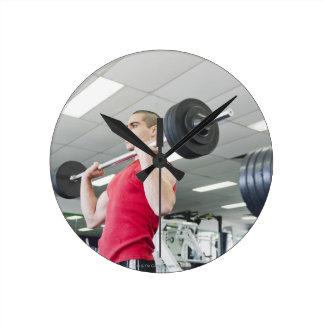 Health Club Clock