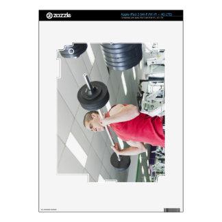 Health Club iPad 3 Skin
