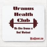 Health Club Mouse Pad