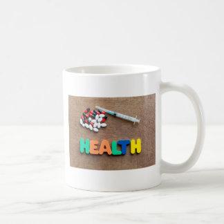 Health Coffee Mug