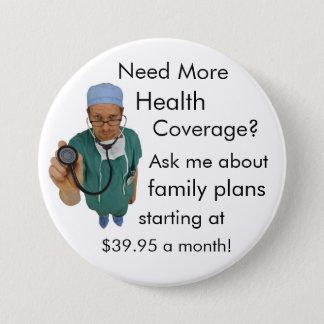 Health Coverage Button