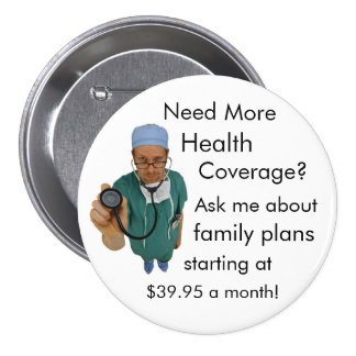 Health Coverage Button