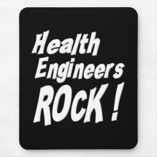 Health Engineers Rock! Mousepad