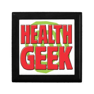 Health Geek Jewelry Boxes