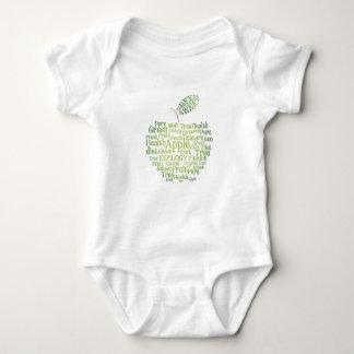 Health Green Eco Friendly Baby Bodysuit
