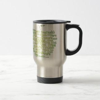 Health Green Eco Friendly Travel Mug