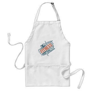 Health, Gym & Fitness gear and apparel Adult Apron