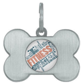 Health, Gym & Fitness gear and apparel Pet Tag