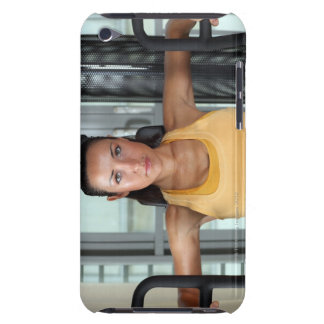 Health, gym work and fitness barely there iPod cover