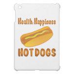 Health Happiness Hot Dogs iPad Mini Case