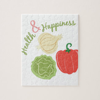 Health & Happiness Puzzles