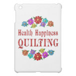 Health Happiness Quilting Cover For The iPad Mini