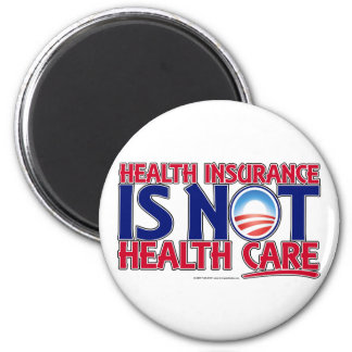 Health Insurance Health Care 2 Inch Round Magnet